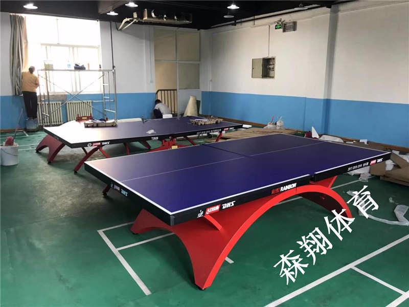乒乓球建设施工