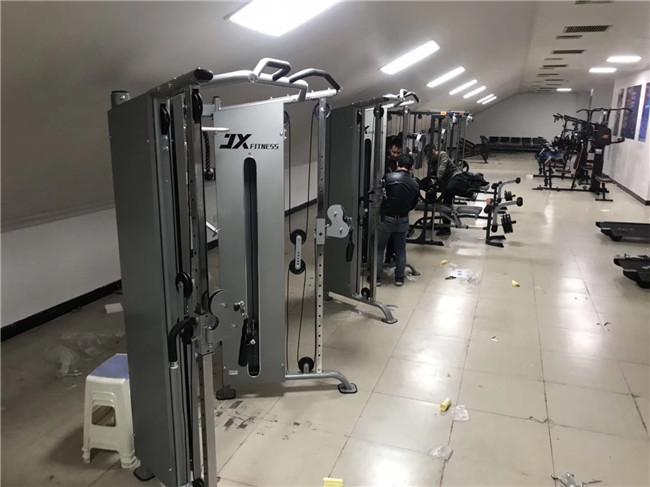 韩城龙钢员工活动中心