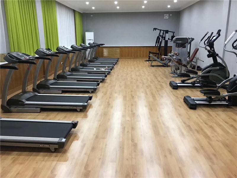 渭南健身房体育设施展示